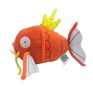 Tomy Pokemon Magikarp Plush Toy 9″ Orange Fish